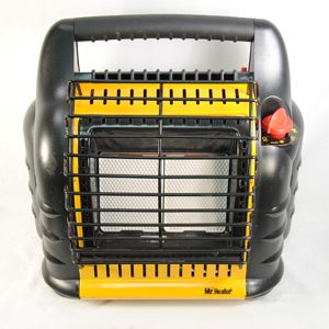 Mr Heater MH18B Portable Indoor Outdoor Propane Heater