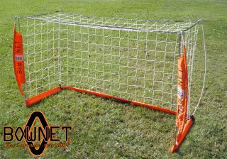 Soccer Mini Portable Indoor / Outdoor Nylon Net Sports Goal (3 x 5