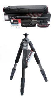 Brand New Induro CT214 8x Carbon Fiber Tripod 471 214 6931747350018