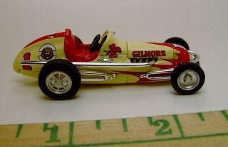 Agajanian Special Gilmore Racing Indy Car Rubber Tire Limited