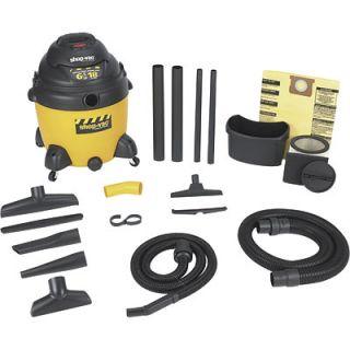 Shop Vac Industrial Ultra Pump Vacuum 18 Gallon 6 5 HP