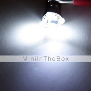 EUR € 5.51   2 blanco Bombillas LED para Coche BA9s con 4 LEDs para