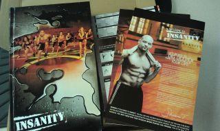 Insanity Workout 13 DVD