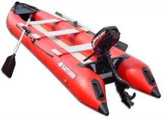 New 2009 version of SK430 14 inflatable kayak boat kaboat comes with