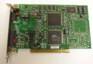 Communication Interface Card. Card was pulled from a working system