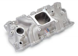 5001 SBC 305 350 Chevy Torker II Aluminum Intake Manifold