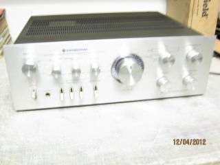Kenwood Ka 7100 Integrated Amplifier