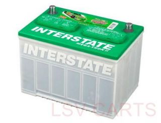 Interstate Batteries Mega Tron 2 Automotive Battery MT 34 700 CCA Car
