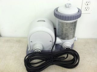 Replacement Pump for 16ft Intex Swimming Pool