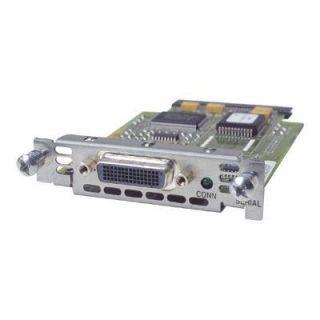 Cisco 1 Port Serial Wan Interface Card WIC 1T New