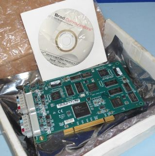 Woodhead SST DeviceNet Interface Card DN3 PCU 2E V1 4 0 New
