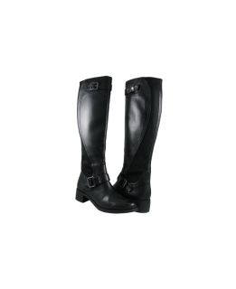 New Eienne Aigner Womens Capain Black Knee High Boo US 6