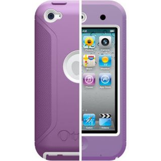 Otterbox Defender Apple iPod Touch 4 4th Generation Purple Brand New