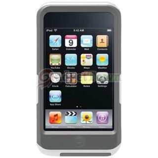 Genuine Otterbox Commuter Case for iPod Touch 4 4th 4G Glacier Gray