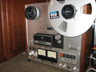 Pioneer RT 1020L 3 Motor/3 Head Reel to Reel Tape Deck Player Recorder