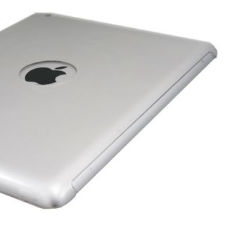 iPad 2 Back Protection Cover Case Work w Smart Cover