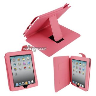 Leather Case Cover Jacket (Stand) For Apple Ipad 1st Generation 1G