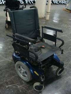 Invacare Pronto Model M91 Sure Step Motorized Wheelchair