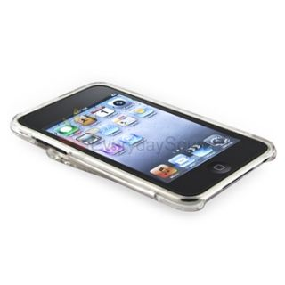 Clear Hard Case Cover for iPod Touch 3rd Gen 3G 2nd 2G
