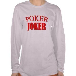 Funny Poker Tees