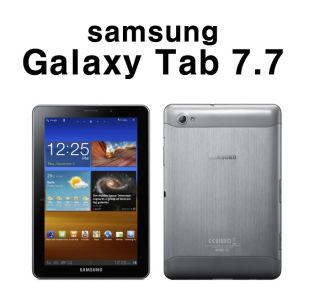 Samsung Galaxy Tab 7.7 Premium K Genuine Leather Case Cover [P6800