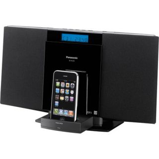Panasonic SC HC20 Compact Stereo System w iPod Dock New