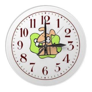 Funny Irish Drinking Team Wall Clock