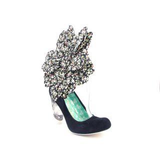 Irregular Choice Specialzo Womens Sz 7 Black Heels Pumps Pumps