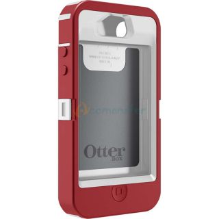 OtterBox Defender Anthem Collection Case for iPhone 4 4G 4S Blue USA