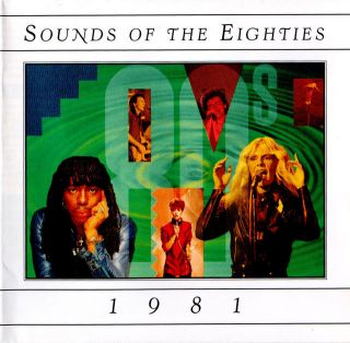 10 CD Lot Sounds of The Eighties 1980 89 Time Life