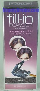 Irene Gari Cover Your Gray Fill in Powder with Procapil for Women