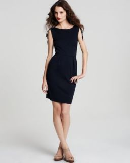 Marc Jacobs New Isadore Blue Solid Sleeveless Scoop Neck Casual Dress
