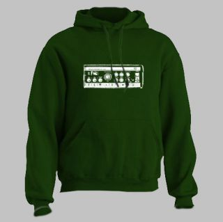 Roland Space Echo Hoodie DJ Mixing Audio Retro All Sizes and Colors