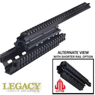 UTG Saiga 12 Shotgun Quad Rail System