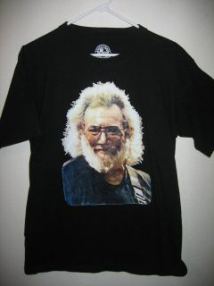 Vintage Jerry Garcia Grateful Dead T Shirt Mens M Medium