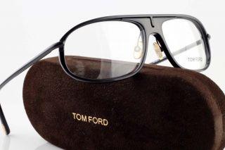 Authentic Tom Ford TF 5047 Black B5 Trendy Italian Eyeglasses