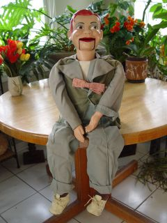 LSSL A Vintage 32 Paul Winchells Jerry M Howdy Doody Ventriloquist