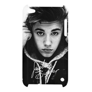 Justin Bieber Boyfriend Autograph iPod Touch 4G Hard Shell Case Cover