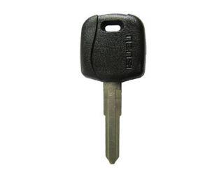 Look Isuzu Ascender Key Blank w Isuzu Logo 8 15039 485 0