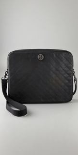Tory Burch Alice Quilted Laptop Case