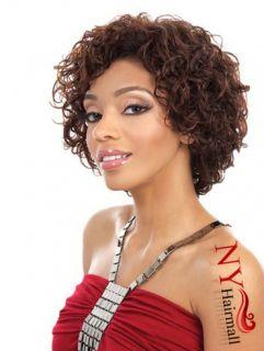 Motown Tress Human Hair Wig H Shea Human Hair Curly Page OL10