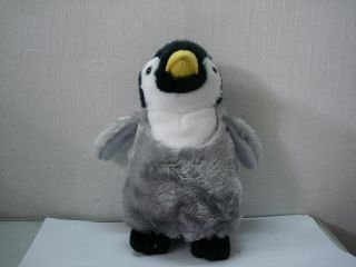 Happy Feet Movie Mumble 7 8 Erik Penguin Stuffed Plush Doll Toy