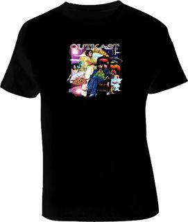 Outkast Hip Hop Rap T Shirt