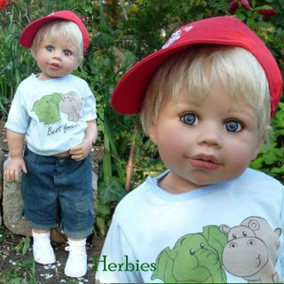 Masterpiece Doll Outfit Includes Shirt Pants Hat Shoes Socks Doll not