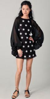Wildfox Wildfox White Label Bright Star Dress