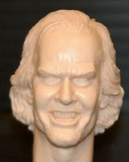 12 1 6 Custom Jack Nicholson The Shining Figure Head