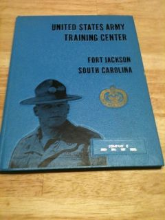 United States Army Training Center Fort Jackson SC Company C 3rd BN