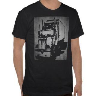 Semi Truck T shirt