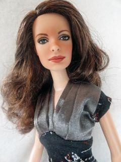 Lois Lane Barbie repaint OOAK  Jaclyn Smith  Charlies Angels   5 day
