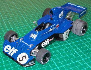 Jackie Stewart   World Champion